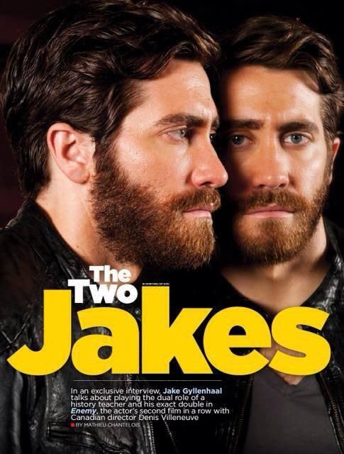 |Events|Interview au George Stroumboulopoulos Tonight (impossible à prononcer) au sujet de An Enemy à fait son apparition, ainsi qu'une nouvelle couverture, dont je suis absolument fan : deux Jake à l'écran, what else ? *___*