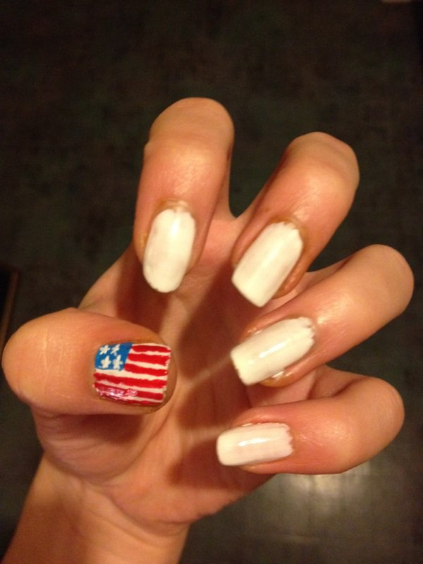 "Nail Art   ""New York"""