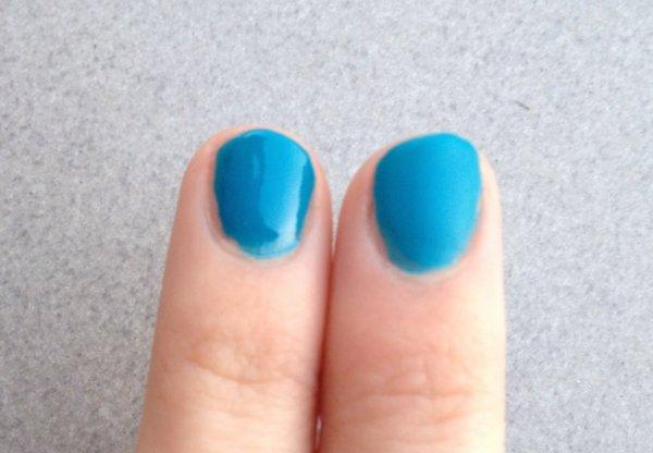"""Nail Art  """"Léopard mat"""""""