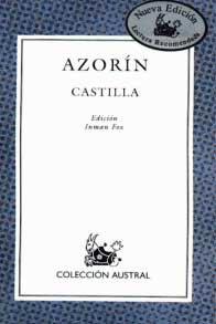 Castille, Azorín