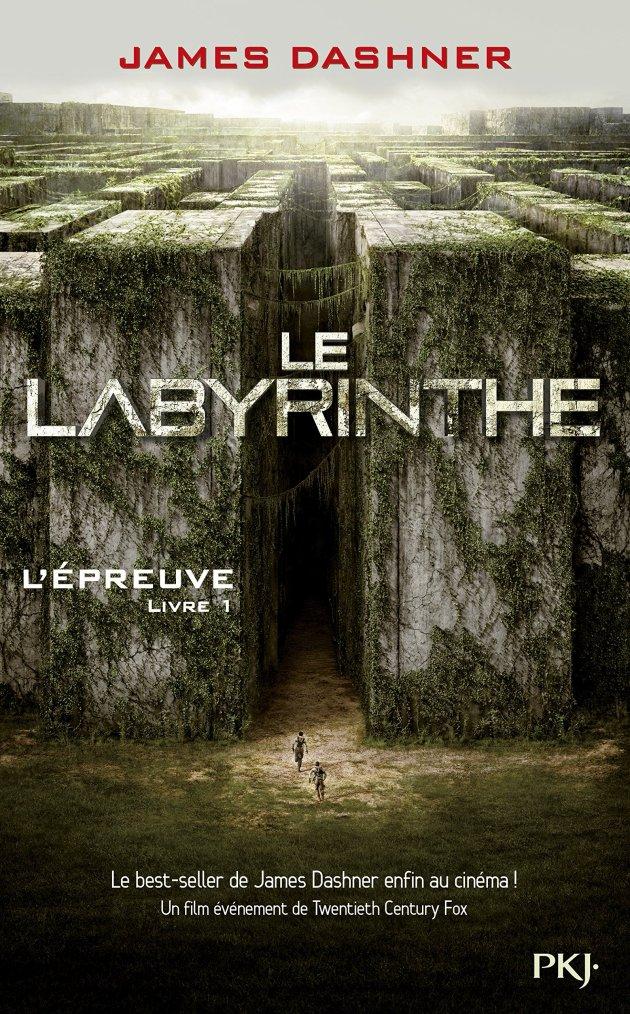 Le Labyrinthe, L'épreuve, Livre 1, James Dashner