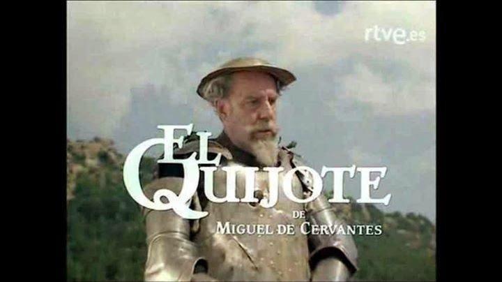 Don Quichotte tomes I et II, Miguel de Cervantes y Saavedra et série télé
