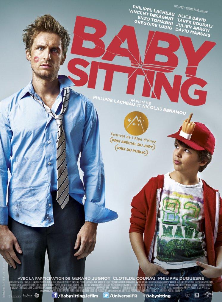 Babysitting, Philippe Lacheu et Nicolas Benamou