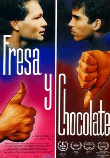 Fresa y Chocolate/ Fraise et chocolat de Tomás Gutiérrez Alea