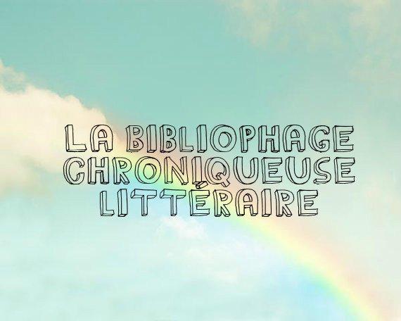 Blog de la-bibliophage