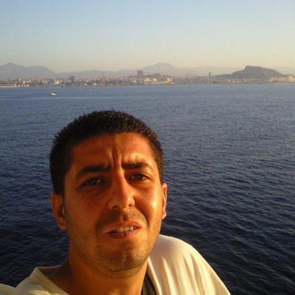 MOI A BARCELONA EN ESPAGNE  JUIN 2012