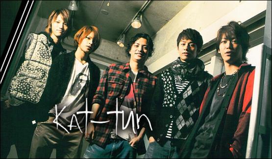 Nouvelle année que nous souhaite nos petit KAT-TUN/ Nouveau single de KAT-TUN