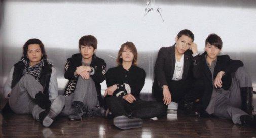 KAT-TUN partira en tournée en 2012