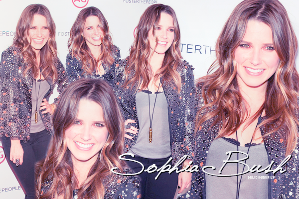 + Article 7: ACTRICE: Sophia Bush ~ {Delici0usDaily.skyblog.com} Création l Habillage