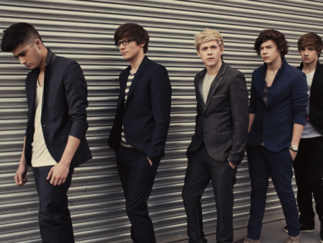 One Direction.<3