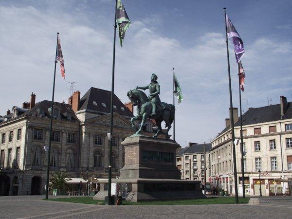 Jeanne d'Arc, un symbole universel