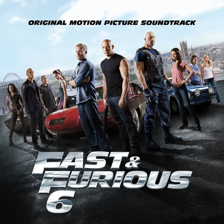 Fast and Furious 6 Ft 2 Chainz Ft Wiz Khalifa - We Own It  (2013)