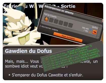 Poil de Cawotte !