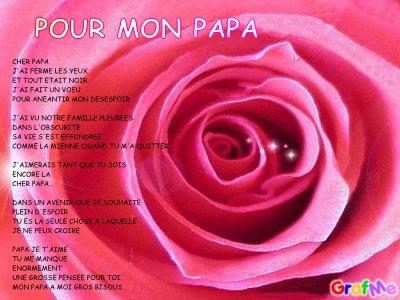 Poème Pour Mon Papa Titiawil49