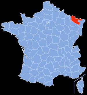 France Nord Est