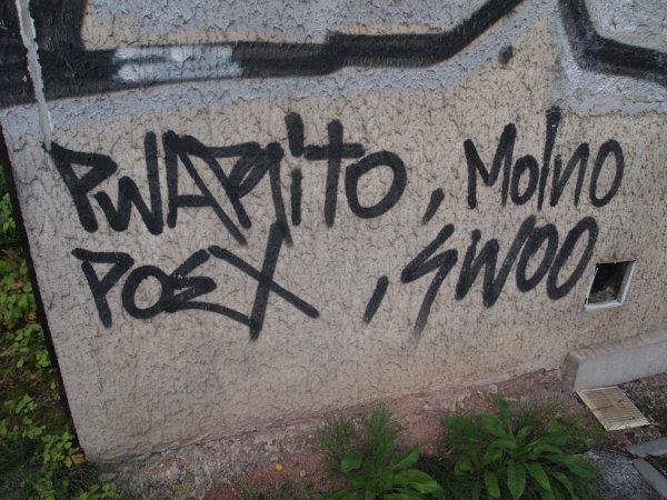 PWARITO MOINO POEX SWOO