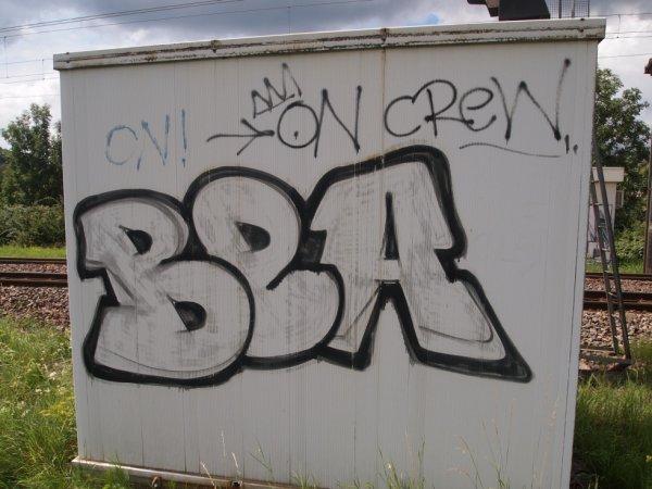 ON CREW BEA