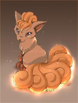 Goupix Trop Mignon Pokémon Johto 3