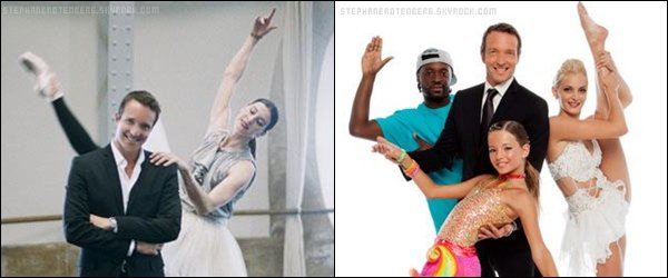 . Automne 2011: Photos promotionnelles de La meilleure danse..