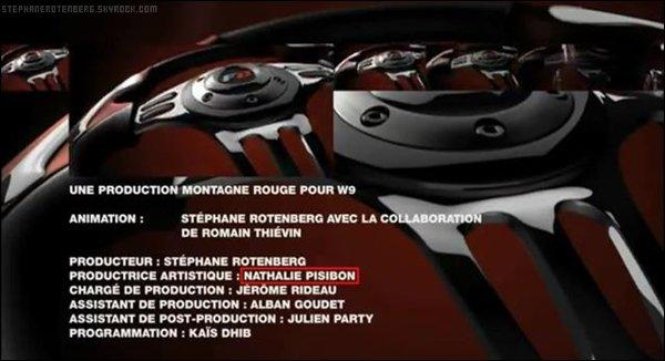 . La compagne de Stéphane est la productrice artistique de Fast Club, produite et animée par l'animateur. Vous pouvez le constater par vous-même grâce au screen du générique de fin de l'émission ci-dessous..