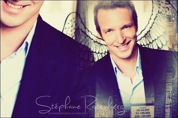 . Bienvenue sur StephaneRotenberg, votre référence sur Stéphane Rotenberg.