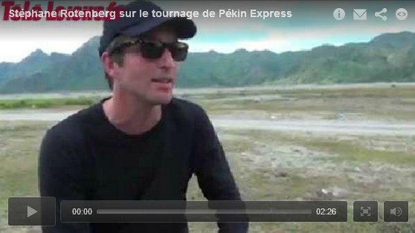 . 01/2012:  Interview par Télé-Loisirs..