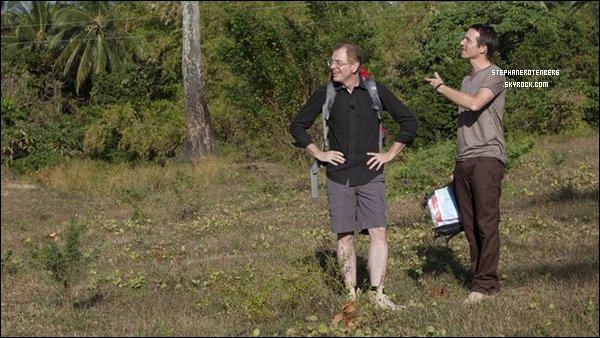 . 02/2012: Photos de la 8ème étape de PE: LPM. Elle sera diffusée le 13 Juin sur M6..