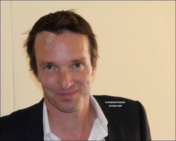 . Stéphane a été vu au Grand prix de Monaco récemment..