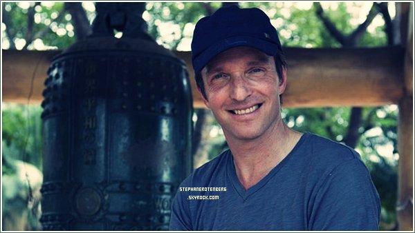 . 06/2012: Interview de Stéphane par le magazine télé DH.