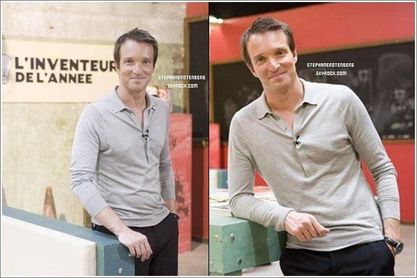 . 2007: Photoshoot de L'inventeur de l'année par Christophe Géral..