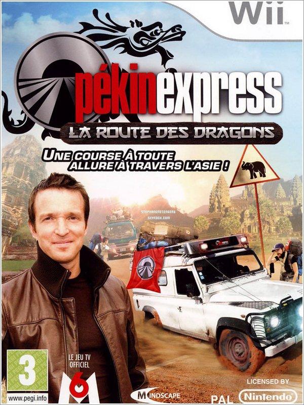 . 2009: Sortie des jeux Pékin Express: La route de l'Himalaya sur Nintendo DS et Pékin Express: La route des dragons sur Wii. (Jaquettes + Démos).