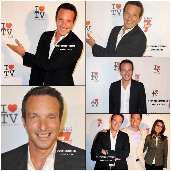 . 06/2010: A la soirée Télé 7 jours..