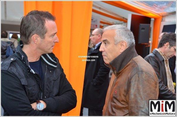 . 18/03/2011: Tournage de Fast Club..