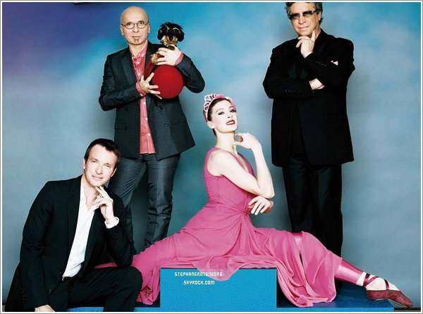 . 2012: Shoot + stills promotionnels de La meilleure danse..