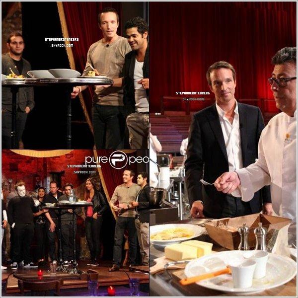 . 01/2012: Stills promotionnels + photoshoot de la 3ème saison de Top Chef..