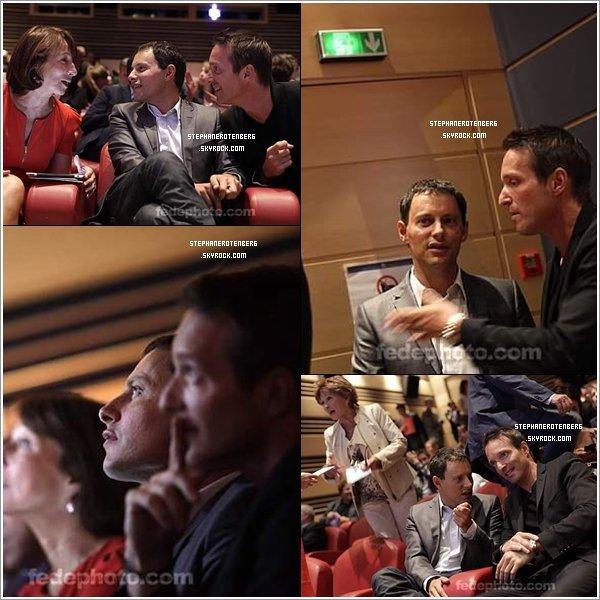 . 01/09/2011: Conférence de presse de M6 pour la rentrée 2011-2012..