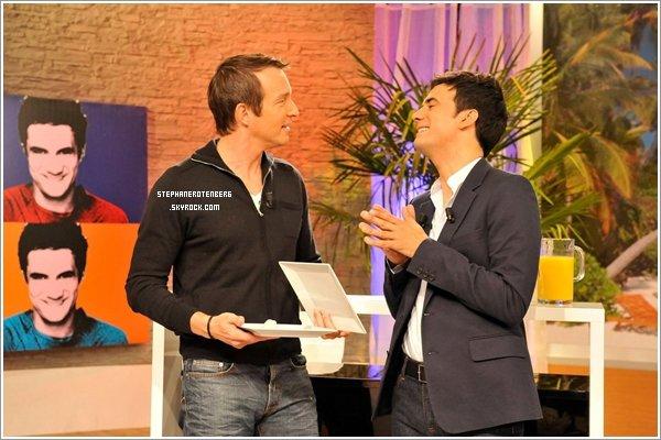 . 06/2011: Stéphane est passé dans Le grand bêtisier de l'été, présenté par Alex Goude. Vous pouvez voir des shoots issus de l'émission et son passage en vidéo..