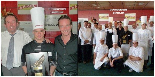 . 06/04/2011: A la finale du concours national Spigol d'Or 2011..