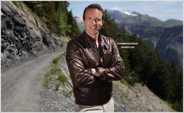 . 2012: Stéphane présentera Le convoi de l'extrême: La route des Andes chaque mercredi  à 20H50 à partir du 18 Juillet sur W9. Vous pouvez découvrir ci-dessous un shoot issu de l'émission..