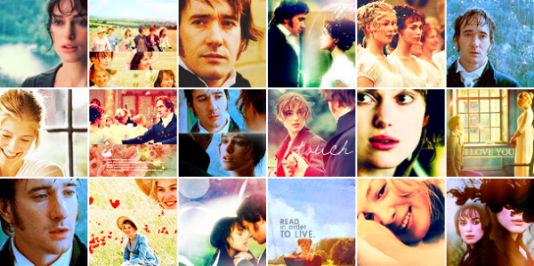 « Si vos sentiments envers moi ont changé... je dois vous dire que vous avez pris possession de tout mon être... et je vous aime. »