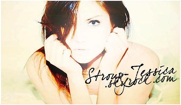 ♦ Bienvenue sur Stroup-Jessica, Ta toute nouvelle source d'actualité sur Jessica Stroup