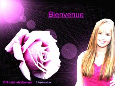 ~ Bienvenue sur mon blog !! =) ♥ ~