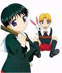 Hotaru & Luca
