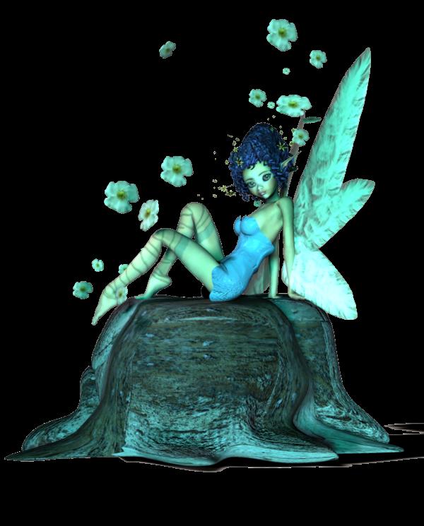 la légende de la fée caillou