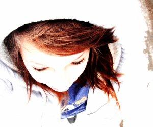 Le vent souffle sur mon visage, mon nez ressant le froid & mes yeux versent quelques larmes..  What else ? (Expresso.) :p