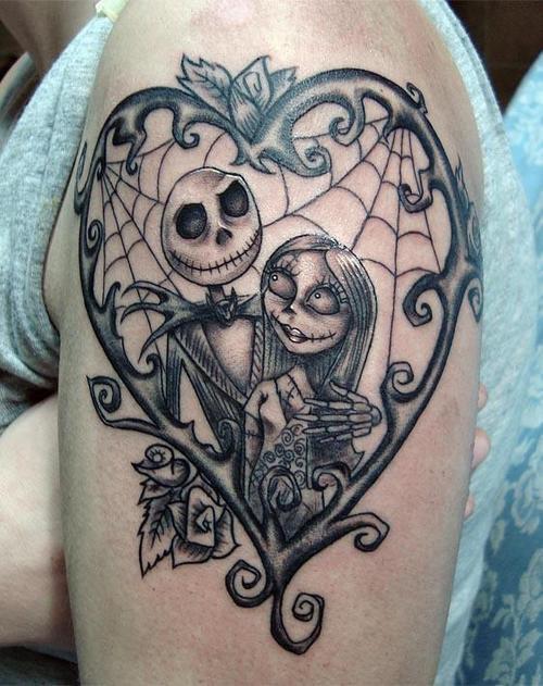 tatouage sur l 39 paule mister jack tattoo artist. Black Bedroom Furniture Sets. Home Design Ideas