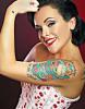 Ce faire un tatouage sur le bras, trop visible ?