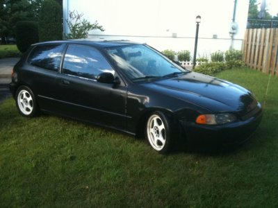 ma honda civic