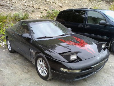 ma ford probe kl-ze 220 hp