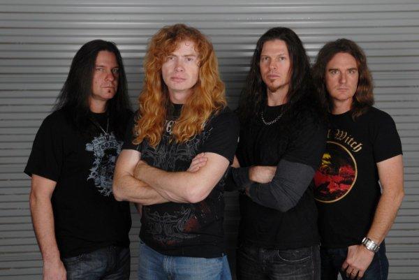 Megadeth !!!!